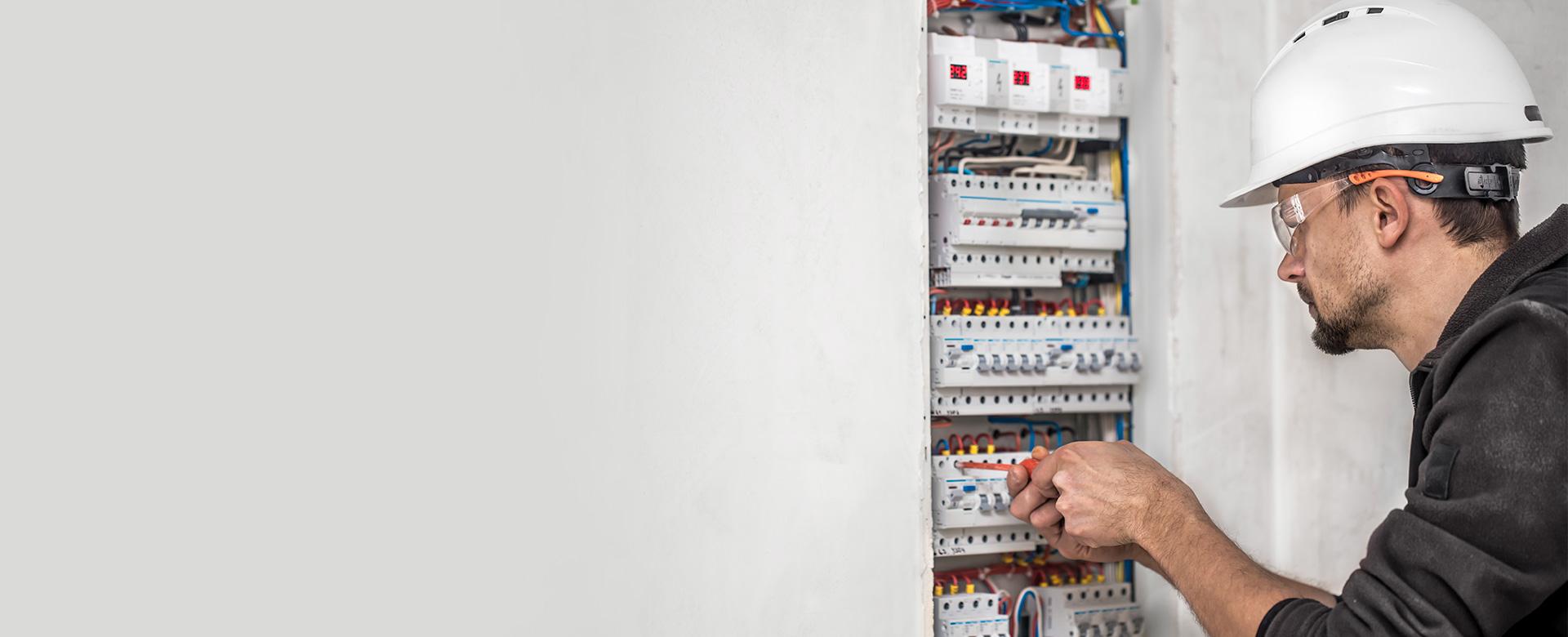 Instalações elétricas residenciais, comerciais e prediais